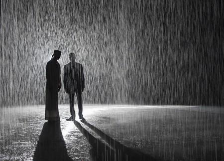 'Rain Room' at Sharjah Art Foundation 2018
