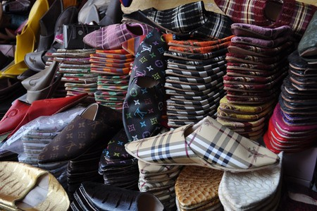 Moroccan shoes