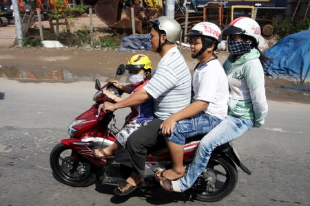 11 Vietnam Traffic Laws You Should Know