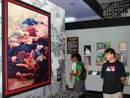 Images showing the horrors of the Vietnam War   © Adam Jones/Flickr
