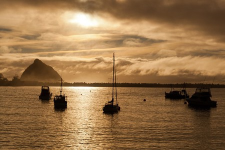 New Plymouth Harbour | © russellstreet / Flickr