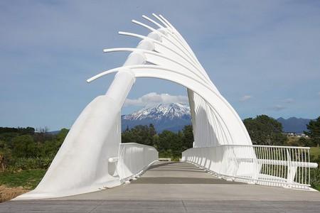 Te Rewa Rewa Bridge | ©ItravelNZ / Flickr