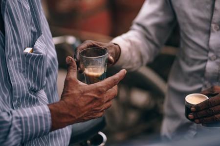 Bonding over Cutting Chai