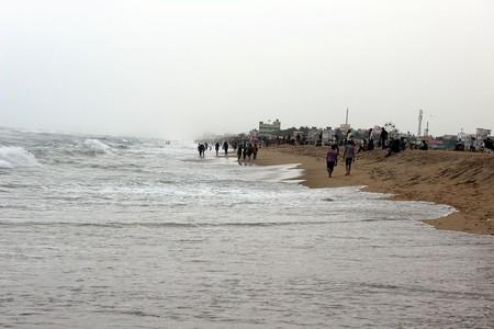 Elliots_Beach_at_Besant_Nagar,_Chennai