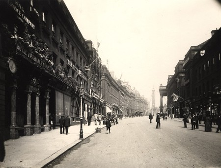 008396:Grey St. Newcastle upon Tyne 1911