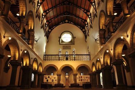 Main Hall of College of Engineering, Pune