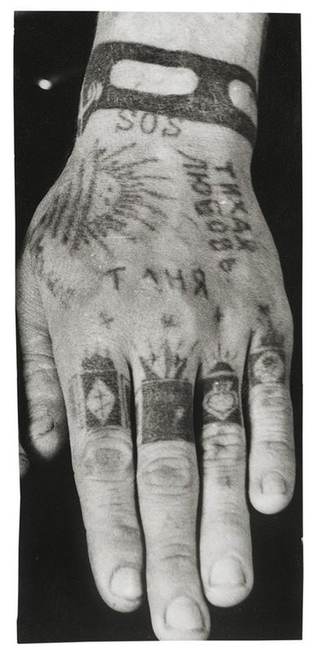 Russian Prison Tattoos 3
