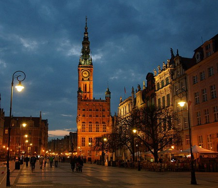 Gdansk_night_view