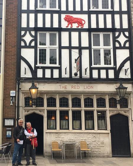 The Red Lion Pub   © Julie Corsi/Flickr