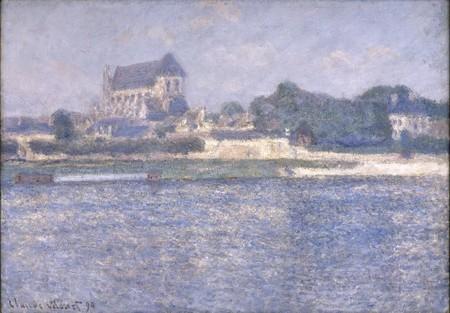 Church at Vernon Claude Monet
