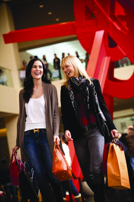 NorthPark Center has a wide array of department stores, boutiques, and luxury brands