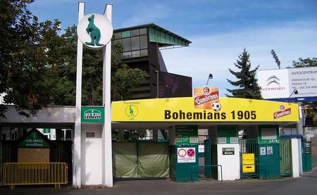 Bohemians Praha stadium