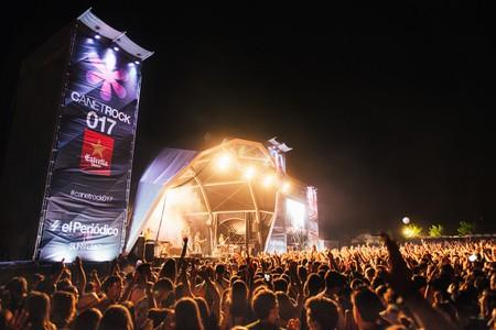 Canet Rock Festival, Catalonia