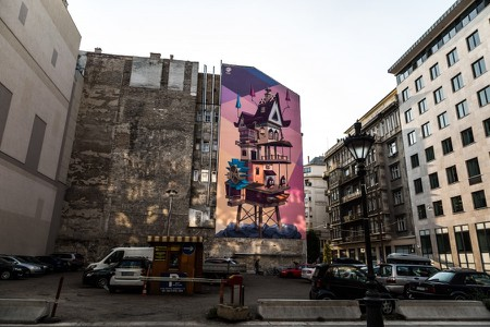 mural-birdhouse