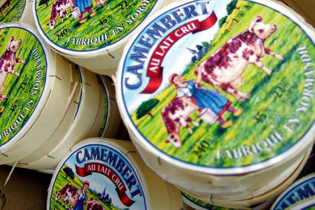 normandy camembert
