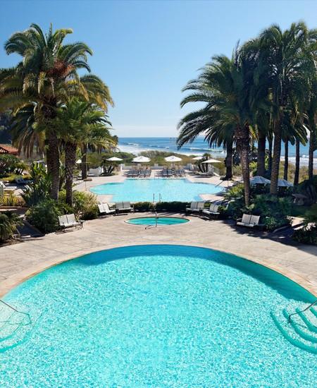 Pool Daytime - The Ritz-Carlton Bacara, Santa Barbara