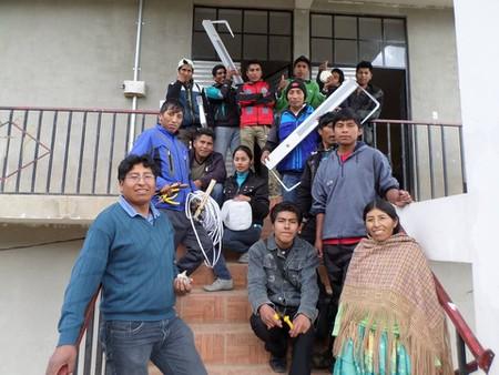 The JaqiAru team