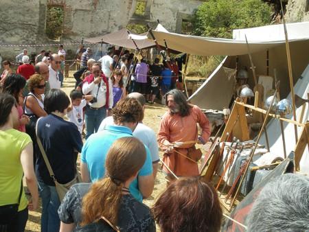 The medieval fair