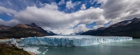 Petit Moreno glacier