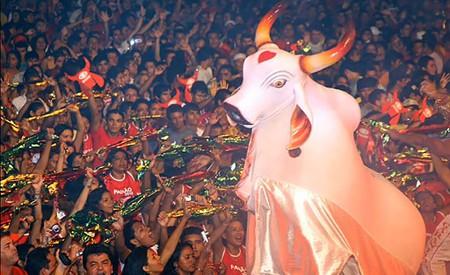 Festival do Bumba Boi in Brazil