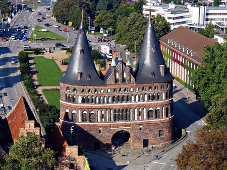 want to have some drinks in lubeck
