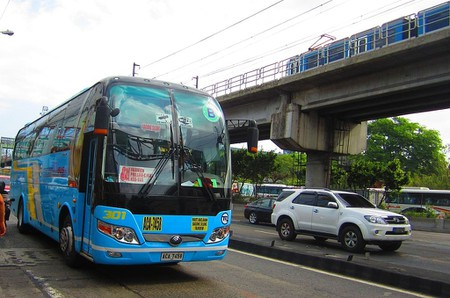 How To Navigate Transport in Manila, Philippines