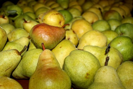 pears normandy cider