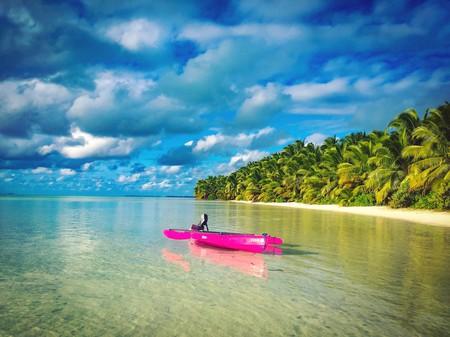 Crystal clear on Cocos (Keeling) Island