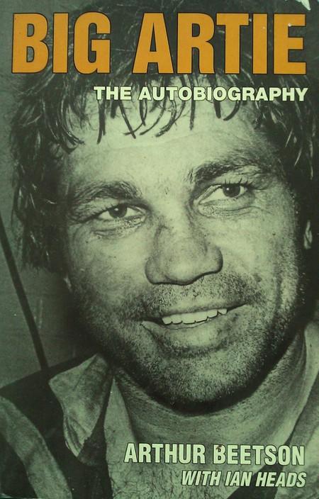 Cover of Big Artie © Allen and Unwin / Wikimedia Commons