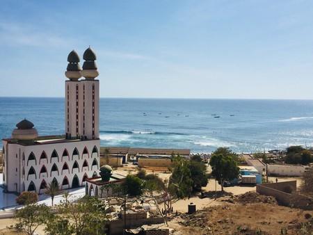 Mosquée de la Divinité, Ouakam, Dakar