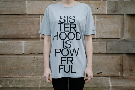 Reading List T-Shirt Designed By Kaisa Lassinaro & Maeve Redmond Made By Bar One Clothing For Glasgow Women's Library
