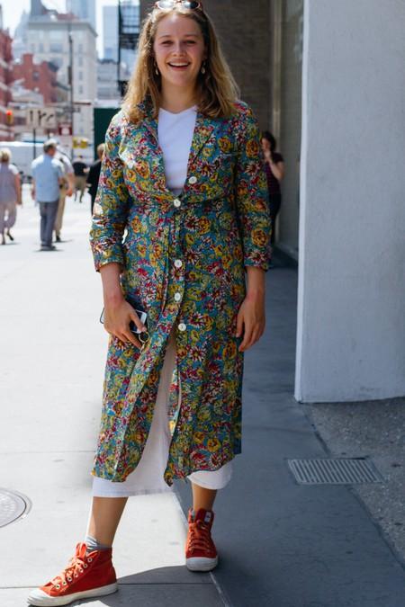 Summer Street Style in NYC's Soho
