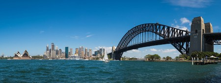 Sydney Harbour © Jon Westra / Flickr