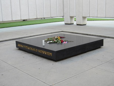 The John F. Kennedy Memorial is one of a few free sites related to JFK in Dallas