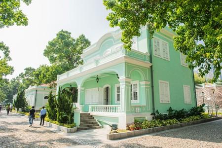 Taipa-House-Musuem-Macau