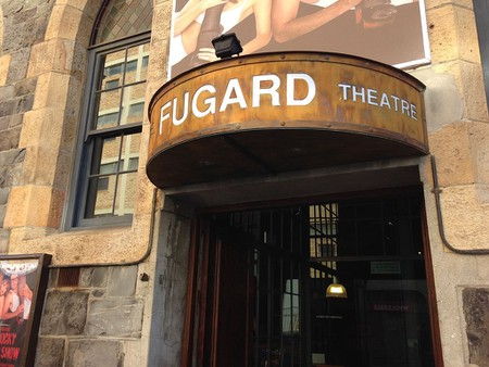 The Fugard Theatre in Cape Town