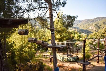 Sparti Adventure Park Cyprus