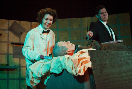 Incredibly Dead, Baltimore Rock Opera Society, Baltimore, Maryland
