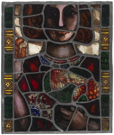 Pauline Boty portrait