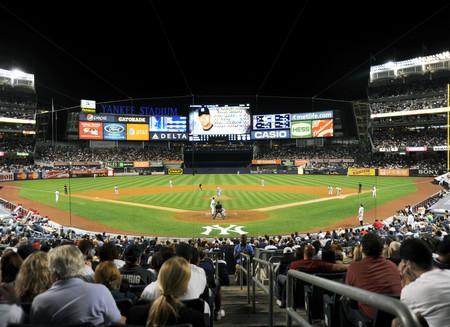 New York Yankees Stadium, The Bronx, New York.