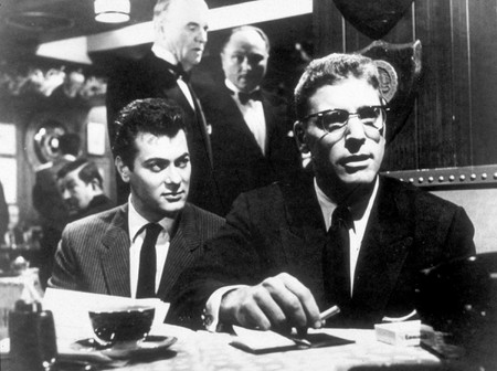 Sweet Smell Of Success, Tony Curtis.