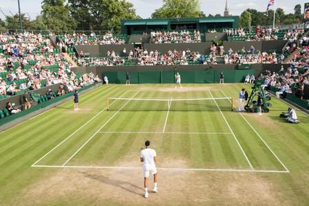 Court No. 2. at The Championships, Wimbledon, 2017