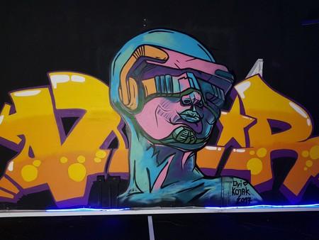 Mural by Kojak