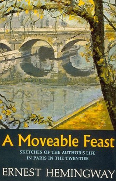 'A Moveable Feast' by Ernest Hemingway