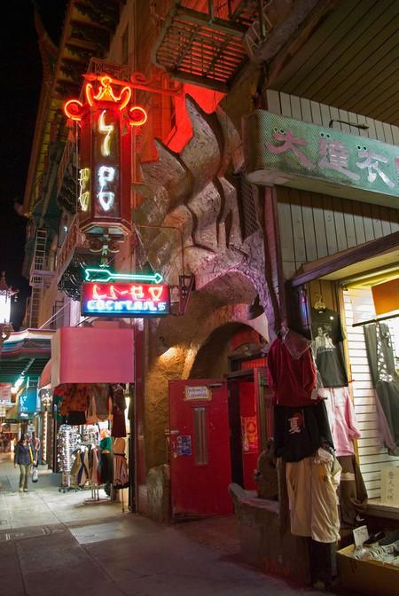 LiPo Cocktail bar, Chinatown, San Francisco