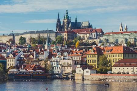 Prague Castle is a UNESCO World Heritage site