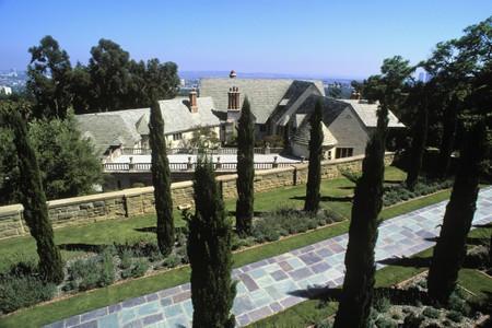 Greystone Mansion, Beverly Hills, LA
