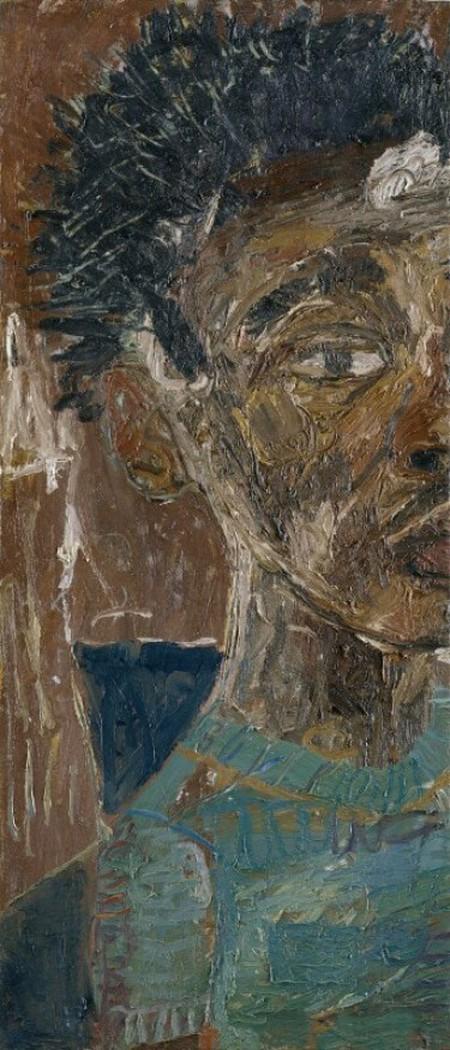 Chris Ofili portrait