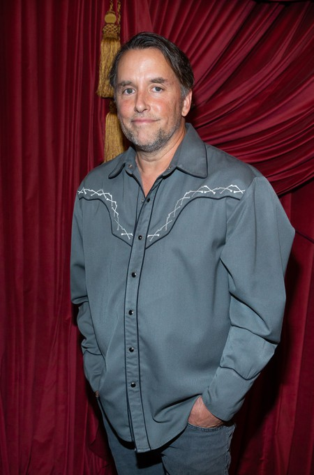 Richard Linklater at the 2018 'White Boy Rick' film premiere, Austin, USA.