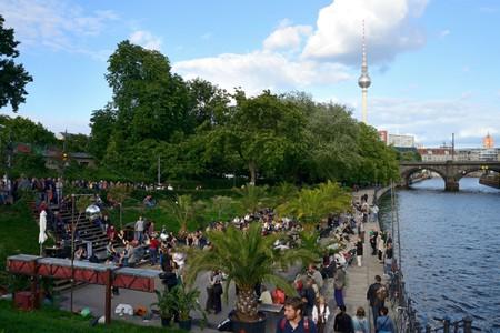 Strandbar Mitte, Berlin